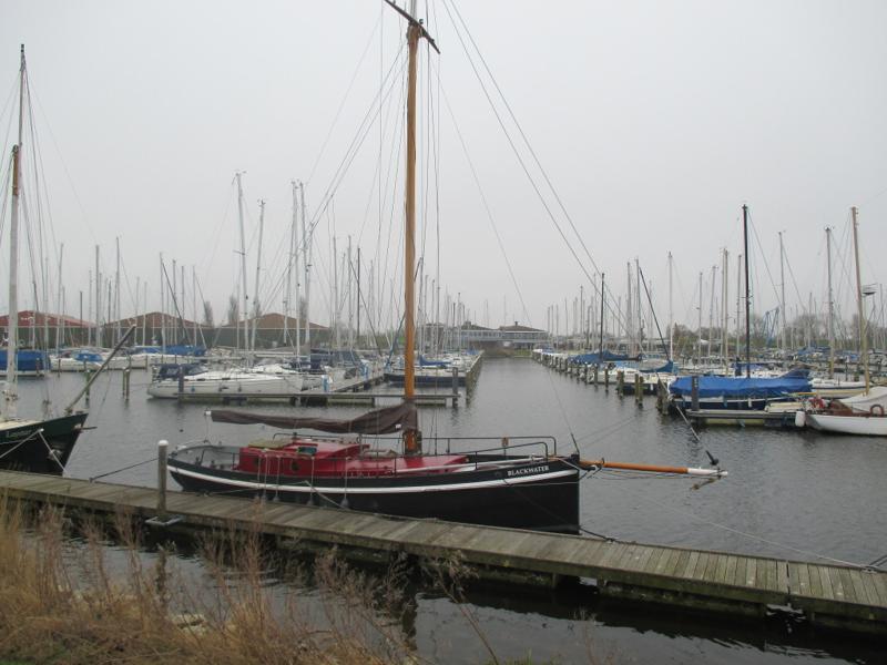 Jachthaven Andijk
