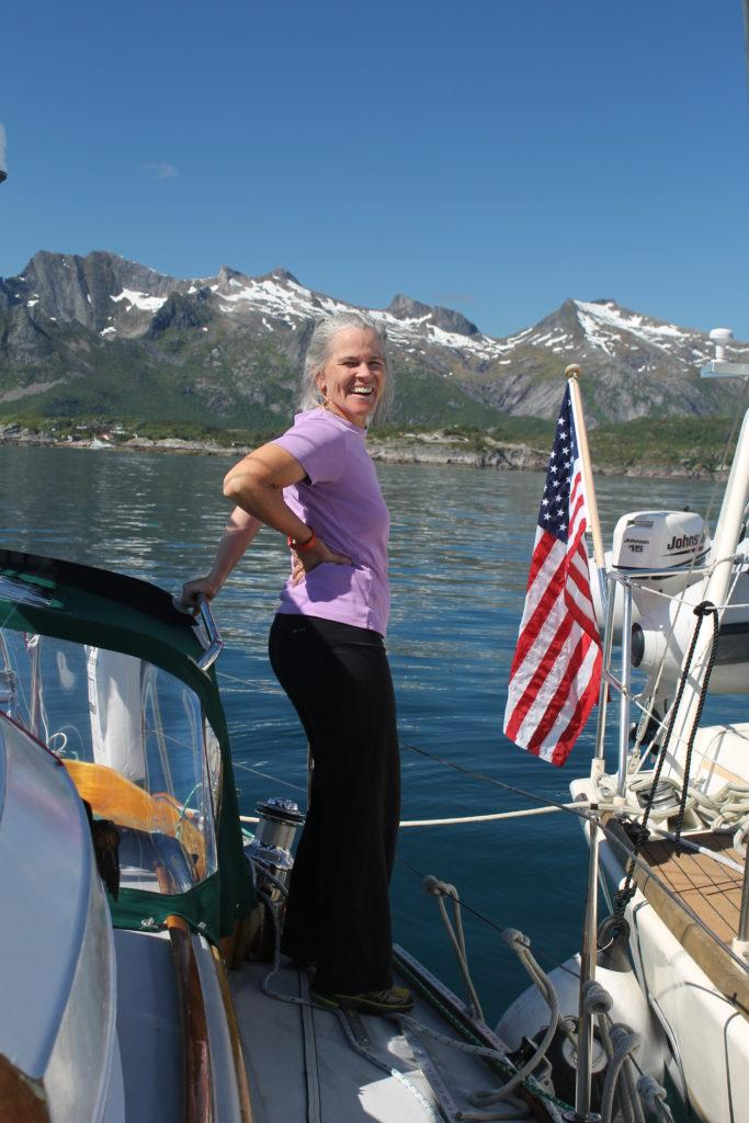 "Kerri, visiting aboard S/Y Iroquois, I recall having said, ""Best vacation EVER!"""