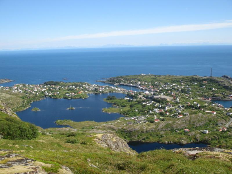 Sorvagen, Moskenes Island, Lofoten
