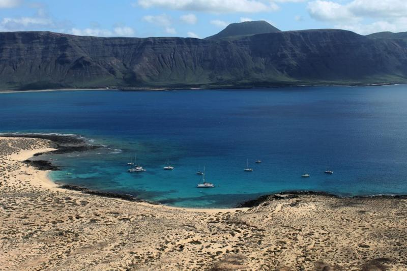 Playa Francesca, Graciosa
